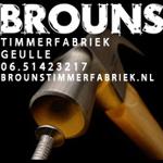 Banner-BrounsTimmerfabriek