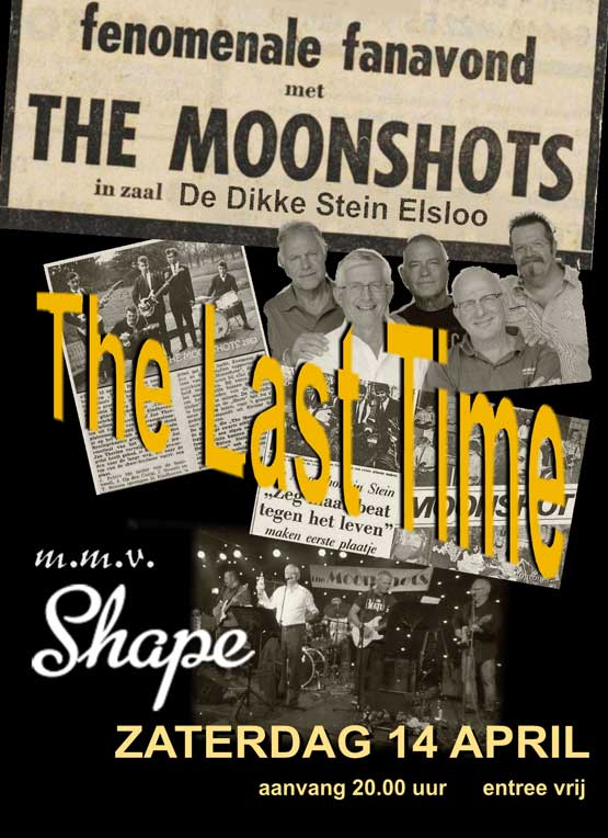 moonshots the last time