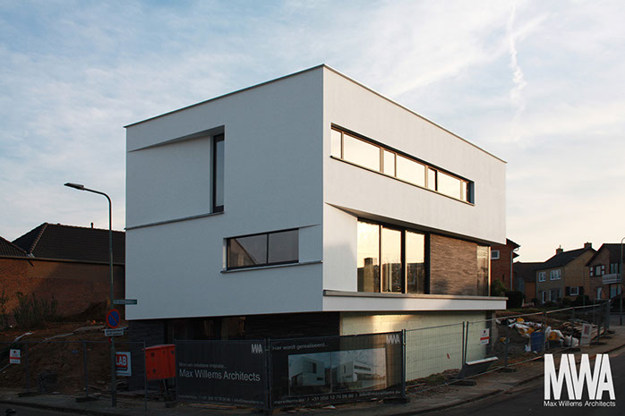 0019 max willems architects moderne villa gevel elsloo