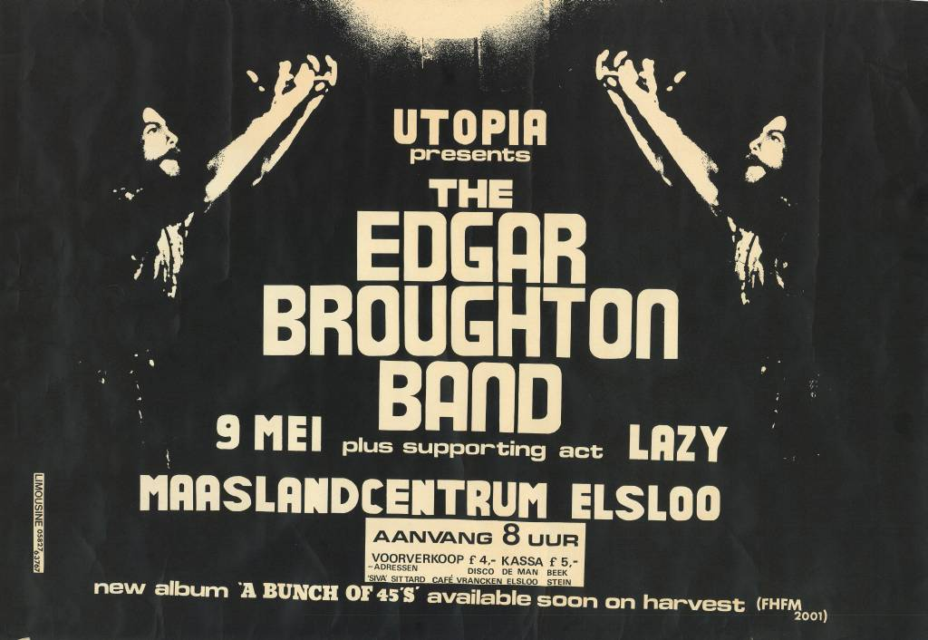 Edgar Broughton Band 09.05.1975