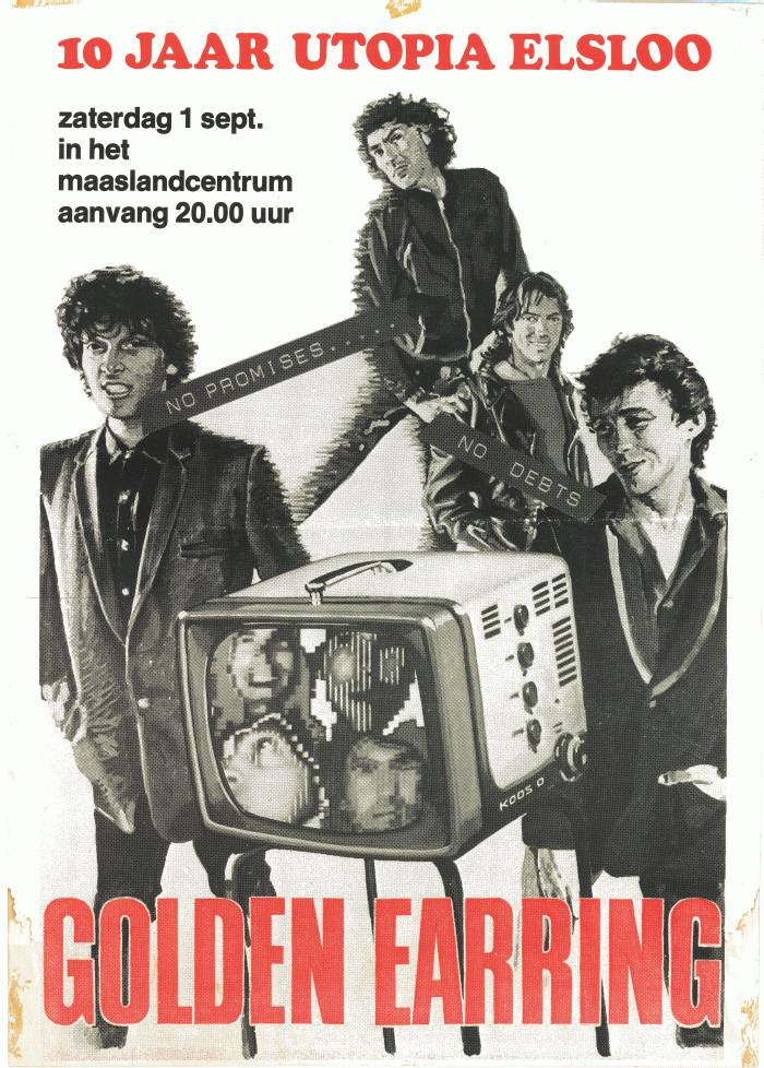 Golden Earring 01.09.1979